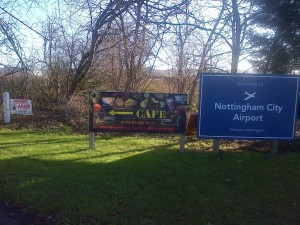 Nottingham city airport, ASGS Security Services Limited